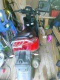 Скутер ямаха. Фото 1.