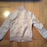 Куртка кожзам xs. Фото 2.