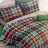 Семейный комплект постельного белья. Фото 1.