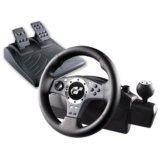 Игровой руль + педали logitech driving force pro. Фото 1.
