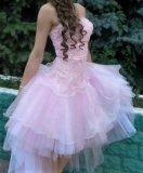 Потрясающее выпускное платье. Фото 1.