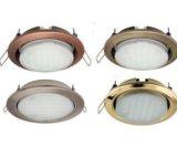 Светильники для натяжных потолков. Фото 1.
