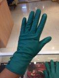 Перчатки из натуральной кожи. Фото 4.