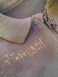 Кофта на молнии тимберланд. Фото 1.