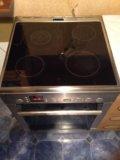 Электрическая плита bosch. Фото 2.