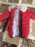 Куртка детская на девочку. Фото 3.