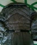 Куртка зимняя манго новая. Фото 2.