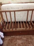 Кроватка. Фото 3.