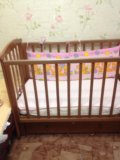 Кроватка. Фото 2.