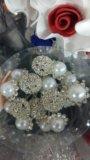 Шпильки для свадебной причёски. Фото 2.