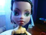 Кукла монстр хай (подделка). Фото 3.