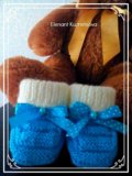 Пинетки и сапожки для детей ( ручная работа). Фото 1.