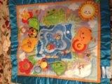 Развивающий коврик fisher price. Фото 1.