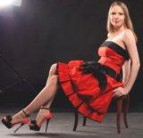 Новое дизайнерское платье. Фото 2.