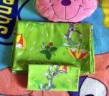 Комплект детского постельного белья. Фото 1.