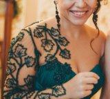 Платье от известного  турецкого кутюрье tarik ediz. Фото 3.