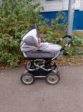 Коляска-люлька baby care. Фото 1.