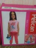 Детская одежда пеликан. Фото 1.
