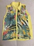 Блузка без рукавов. Фото 1.