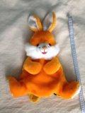 Рюкзак детский зайчик. Фото 1.