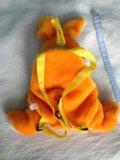 Рюкзак детский зайчик. Фото 3.
