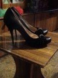 Туфли из натуральной  кожи. Фото 3.