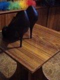 Туфли из натуральной  кожи. Фото 2.