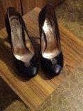 Туфли из натуральной  кожи. Фото 4.
