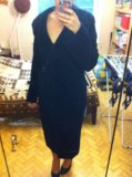 Пальто в пол l. Фото 1.