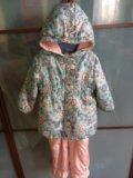 Комплект (полукомбинезон  + куртка. Фото 1.