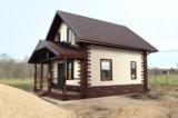 Строительство малоэтажных зданий. Фото 2.