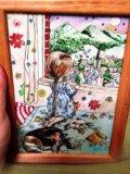 Акварельная зарисовка. Фото 1.