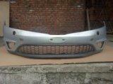 Передний бампер хонда сивик 5 д б/у. Фото 3.