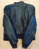 Куртка, натуральная кожа. la reine blanche. Фото 4.