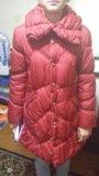 Пальто подростковое. Фото 1.