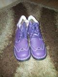 Ботинки зимние рр39-40. Фото 2.