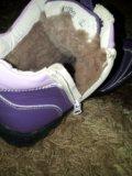 Ботинки зимние рр39-40. Фото 3.