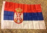 Флаг сербии. Фото 1.
