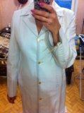 Кожаный плащ и юбка м. Фото 1.