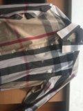 Рубашка burberry. Фото 1.