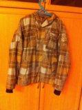 Спортивая теплая куртка 48р. Фото 2.