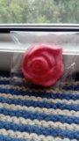 """Мыло ручной работы""""роза"""". Фото 1."""