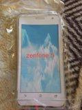 Новый силиконовый чехол на asus zenfone 5. Фото 3.