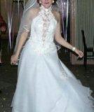 Свадебное платье американка. Фото 1.