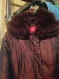 Куртка - пуховик. Фото 2.