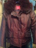 Куртка - пуховик. Фото 4.
