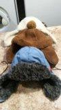 Зимние шапки на мальчика. Фото 1.