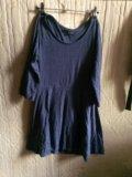 Платье хлопковое. Фото 1.