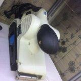 Ленточная шлифовальная машина мас allister msbs800. Фото 1.