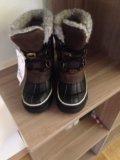 Новые детские зимние ботинки. Фото 3.